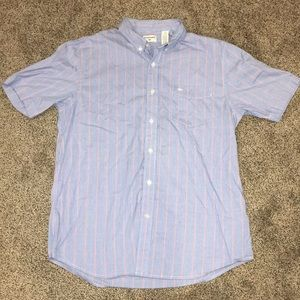 Dockers Short sleeve button up NWOT